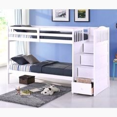 Bunk Bed With 4 Pullout Storage Drawers With Ext. Kit IF05-B-5900