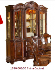 Gorgeous Hutch And Buffet - 1390