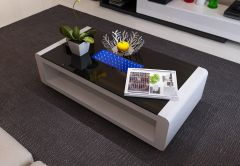 Centrally Light Up Coffee Table