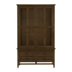 Wooden hutch and buffet 1649-50