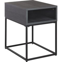 Yarlow Rectangle End Table