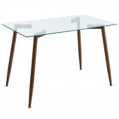 Compact Design Coffee table - 201-453WAL