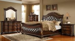 Luxury and Traditional Bedroom Furniture in Mississauga - Alexander GL2938