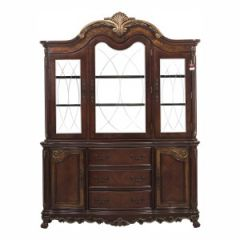 Solidwood hutch and buffet 2243-50*
