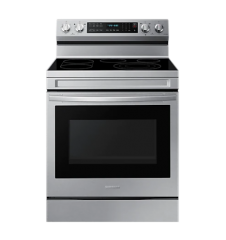"""""""Freestanding Electric Range with Wi-Fi Connectivity & Voice Control NE63A6711SS """""""