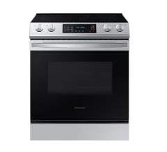 Samsung NE63T8311SS 6.3 cu. ft. Electric Range with Fan Convection