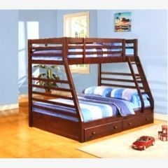 Twin/Full Bunk Bed 485