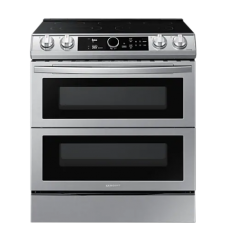 Stainless Steel NE63T8751SS 6.3 cu.ft. Electric Range with Flex Duo