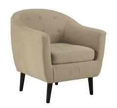 ACCENT CHAIR IN BEIGE PF36206ACC