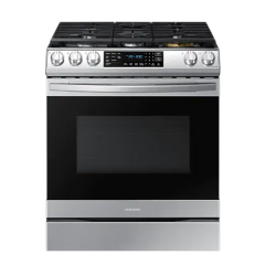 NX60T8511SS Gas Range with True Convection and Air Fry