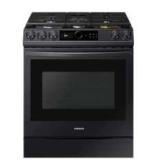 NX60T8711SG Gas Range with 22K double Burner and Air Fry