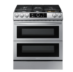 Samsung NY63T8751SS 6.3 cu. ft. Dual Fuel Range with True Convection