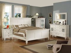 Perfect Bedroom Sets available at Purba Furniture - Adelaide White