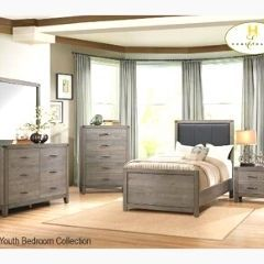 Twin Bedroom Set - 2042T