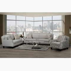 Made in Canada Sofa Set with Accent Chair (Penbrook)