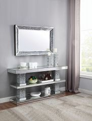MIRROR CONSOLE AND MIRROR- SEARS