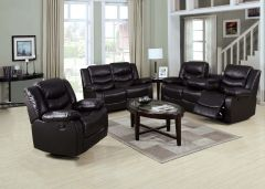 Shop for Latest 3 Pc Recliner Set with % Recliners - Paco GL6971