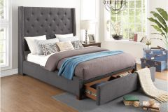 5877GY-DW Bedroom-Fairborn Collection