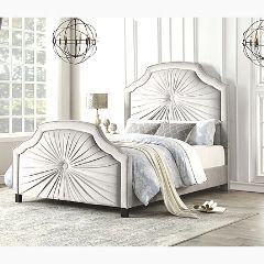 Beautiful King bed  - 5888-1