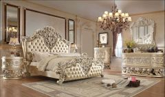 Amaya - GL2365 High-End King and Queen Bedroom Set available on Sale