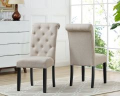"""TINGA SIDE CHAIR 22"""" W AVAILABLE IN THREE COLORS"""