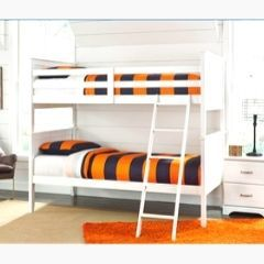 Bunk bed in White (B102)