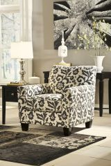 Fabric accent chair PF734ACC