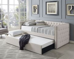 Beige Tufted Daybeds available at exciting prices - Daybed Beige GL2216