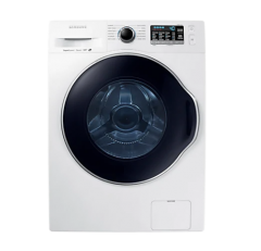 """2.6 cu. ft. White 24"""" Front Load Washer with Super Speed 
