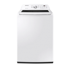 High Efficiency Top Load White Washer with SmartCare - WA45T3200AW