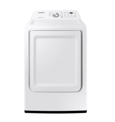 7.2 cu.ft. Dryer with Sensor Dry and Lint Filter Indicator | DVE45T3200W