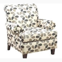 Floral accent Chair - 480