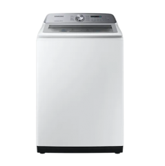 5.8 Cu.Ft. High Efficiency Top Load Washer WA50R5200AW in White