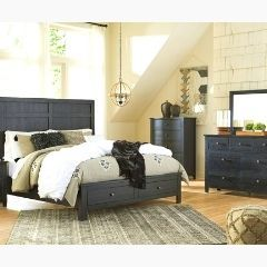 Contemporary Style 6pc bedroom set - B746