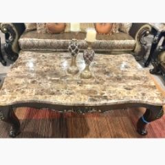 Marble Coffee Table - Aroma