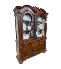 SolidWood Hutch and Buffet - D960