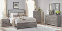 Latest Collection on King and Queen Bedroom Sets Virginia - GL2941