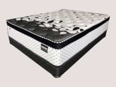 MATTRESS Euro Top and Tight Top Combination Style Mattress - Back Support