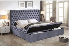 5790 QUEEN BED WITH STORAGE