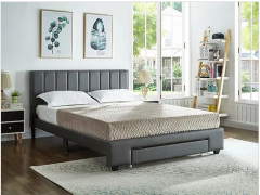 5481 QUEEN STORAGE BED