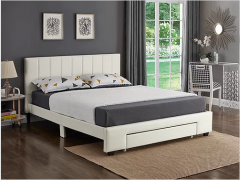 5482 QUEEN BED WITH STORAGE