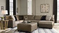 913  2 PC SECTIONAL SOFA