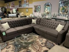 4000 3PC CANADIAN MADE SECTIONAL SOFA SET (COLOR CUSTOMIZED)