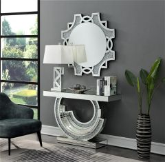 Gorgeous Console and mirror